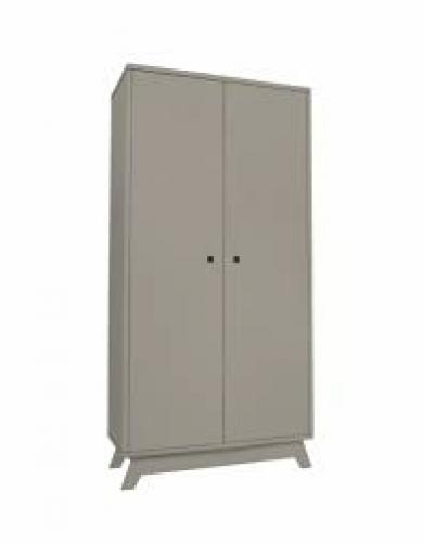 ARMOIRE 2 PORTES COLLECTION MADAVIN